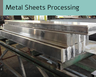 Metal Sheets Processing
